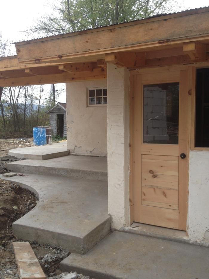 installed sidedoor