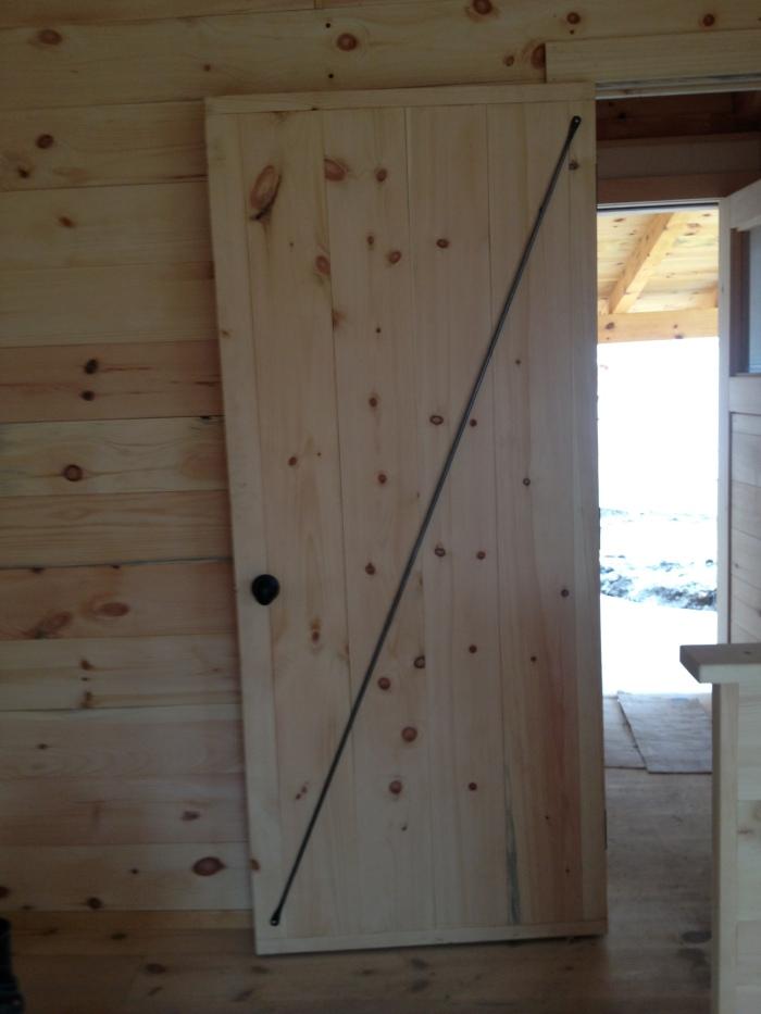 interior batten door